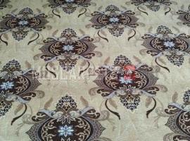 Палас Веста 4243 бежево-коричневый