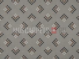 Палас Сквер 9090 серый