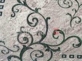 Палас Аэлита 1612a2/206 зелено-белый