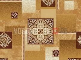 Палас Есения 1708а2/43 бежево-коричневый