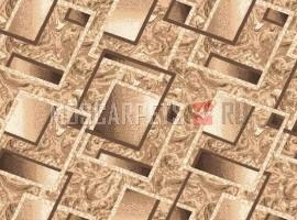 Палас Аккорд 1821 бежево-коричневый