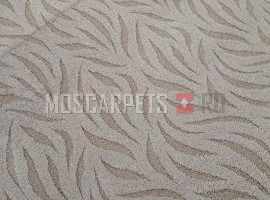 Ковролин Ария 120 бежево-серый