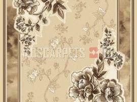 Палас Сюзанна 1625a5/103 (карпет) шоколадный