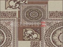 Палас Колизей 1729 коричневый