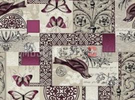 Палас Анталия 1747с2/102 жемчужно-фиолетовый