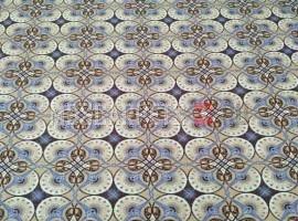 Палас Кальяри 4243 бежево-коричневый