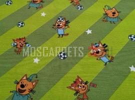 Палас Стадион 6017 зеленый