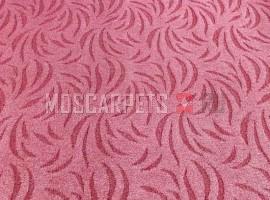 Ковролин Адажио 430 розовый