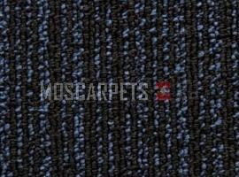 Ковровая плитка Artline (Артлайн) 1111 Черный-Синий