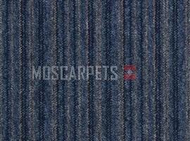 Ковровая плитка Betap Vienna 8458 сине-бежевый