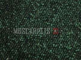 Ковровая плитка Cuba (Куба) 43 зеленый