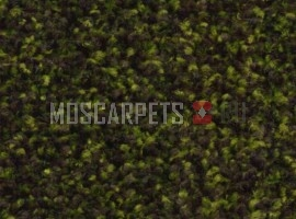Ковровая плитка Riva (Рива) 350 Зеленый