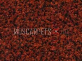 Ковровая плитка Riva (Рива) 640 бордовый