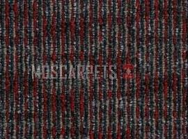 Ковровая плитка Toronto 320 (Торонто) Красно-серый