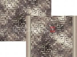 Палас  Сальвадор 1815а6/100 серо-белый
