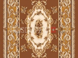 Палас Версаль (карпет) 235a6/43 бежево-коричневый