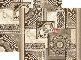 Паласная дорожка Афины 1559а1/103 шоколадный