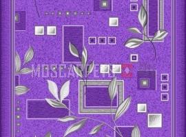 Паласная дорожка Ванда 400 фиолетовый