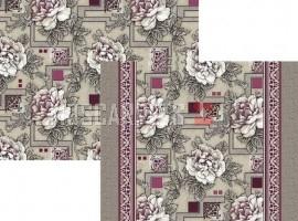 Паласная дорожка Амелия 1755/102 жемчужно-фиолетовый