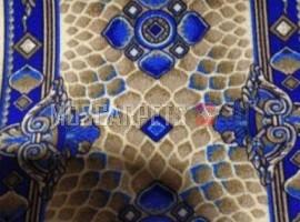 Паласная дорожка Аладдин 501 синий