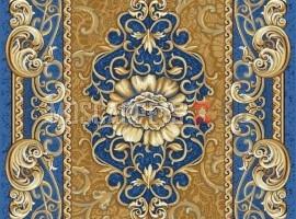 Паласная дорожка Барроко 501 синий
