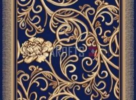 Паласная дорожка Гвоздика 500 синий