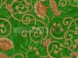 Палас Маки зеленый