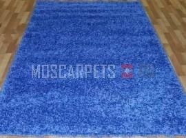Ковер SHAGGY ULTRA S600 BLUE прямоугольник