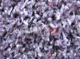 Ковролин Шагги 38 кость-фиолетовый