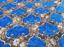 Палас Цитерия 500 синий