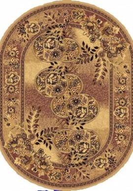 Ковер Триумф - Y105N_60 коричневый