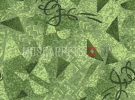Палас Карамель 600 зеленый
