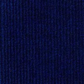 Ковролин ФлорТ Экспо 03020 тёмно-синий