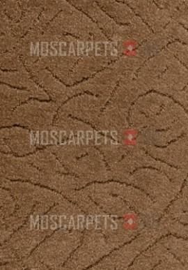 Ковролин Граб 076 кремово-коричневый