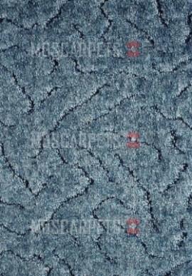 Ковролин Кавказ 951 синий