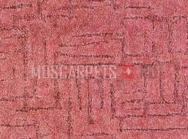 Ковролин Казбар 382 красный
