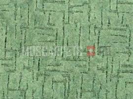 Ковролин Казбар 609 зеленый