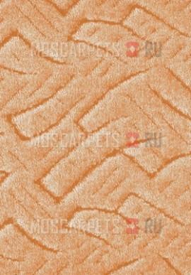 Ковролин Тополь 022 персиковый