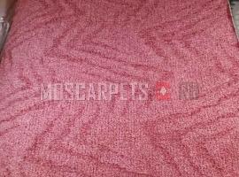 Ковролин Корфу 430 розовый