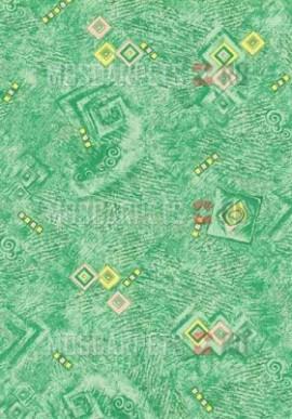 Палас Балтика 600 зеленый