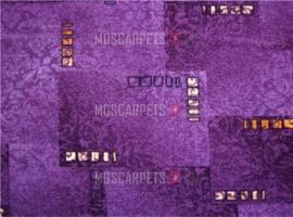 Палас Ажур 60 фиолетовый