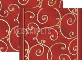Палас Амели 1250a5/45 красный