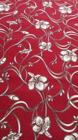 Палас Эдельвейс 1165g4/85 жемчужно-бордовый