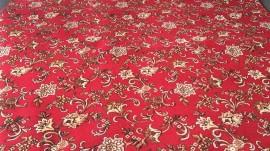 Палас Флора 941 красный