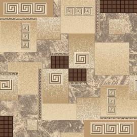 Палас Греция 1286/103 шоколадный