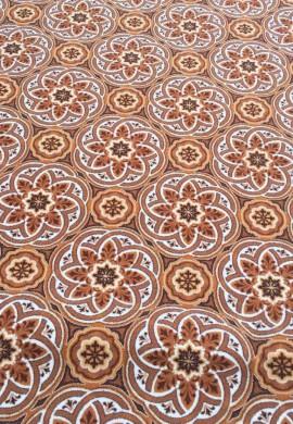 Палас Кордова 1507а4/43 бежево-коричневый