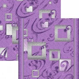 Палас Россия 1023m5/50 фиолетовый
