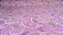 Палас Юнона 400 фиолетовый