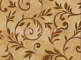 Палас Вензель 1161/43 бежево-коричневый