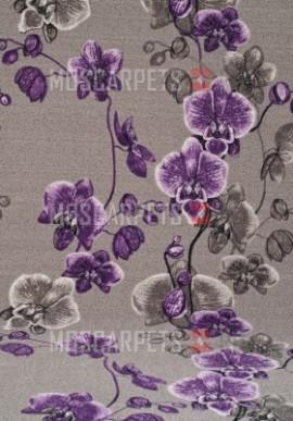 Палас Весна 1179/50 серо-фиолетовый